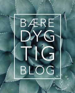 Sustain daily bæredygtige blogs
